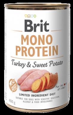 Dog Cans Monoprotein Turkey