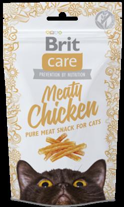 Cat Snack Meaty Chicken 50gr