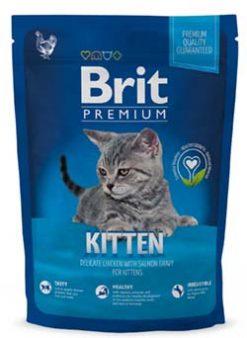 Brit Premium Cat Φακελάκι Kitten 100gr