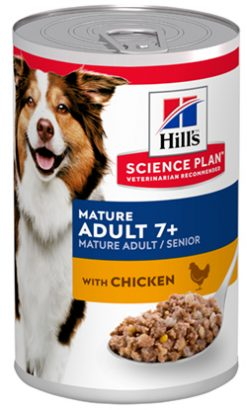 CANINE MATURE CHIC 370GR