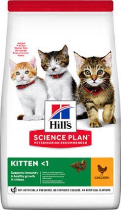 Hill's feline kitten chicken 300gr