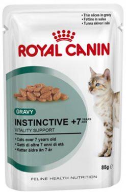 Royal Canin Gravy Instinctive +7 85gr