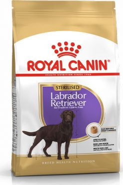 Royal canin labrador sterilized