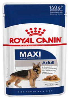 Royal canin maxi adult 140 gr