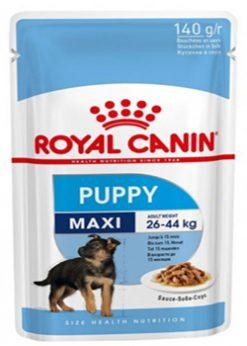 Royal canin maxi puppy 140 gr