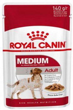 Royal canin medium adult 140 gr