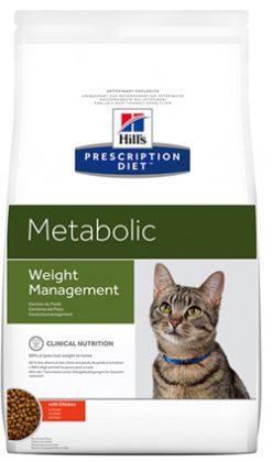 Hill's prescription diet cat metabolic 1,5 kg