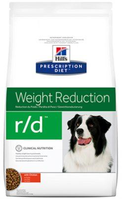 Hill's prescription diet canine r/d weight reduction