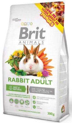 rabbit adult 300g